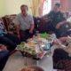 GUYUB : Ngopi bareng 3 pilar Kecamatan Wringin, Kabupaten Bondowoso. (dul)