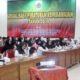 Pejabat penanggung jawab bidang kepegawaian seluruh organisasi pereangkat daerah Pemkab Bondowoso mengikuti Sosialisasi Peraturan Kepegawaian 2019 digelar BKD setempat. (ido)