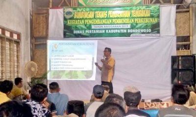 APTI Bondowoso Gelar Bimbingan Teknis Tembakau (foto dul Memontum.com)