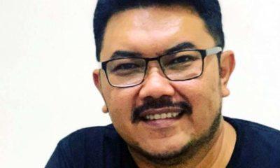Sinung Sudrajat Wakil Ketua DPRD Kabupaten Bondowoso F-PDIP.(Foto.dul.memontum.com , Bondowoso)