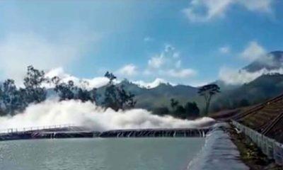 Sumur PT Medco Bergemuruh, Warga Panik