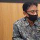 Kepala BPKAD Bondowoso Wiratmo Haryanto saat memberikan keterangan (foto Dul momentum)