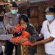 Puluhan Tuna Netra Terima Bantuan Kapolres Bondowoso