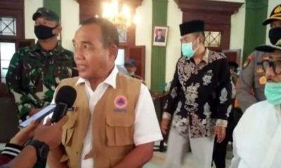 BNPB Pusat Ingatkan Masyarakat Bondowoso Disiplin Protokol Kesehatan