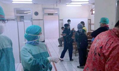Ruang isolasi Covid -19 Rumah Sakit dr koesnadi Bondowoso (dul memontum)