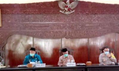 Pemkab Bondowoso Bakal Gelar Lomba Kampung Tangguh Covid-19