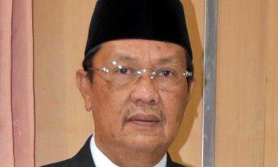 Ketua DPRD Kabupaten Bondowoso, H. Ahmad Dhafir, Sap
