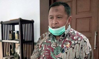 Sekretaris Daerah (Sekda) H. Syaifullah, SE (sam)