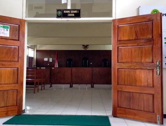 Ruang sidang Sekda (hans-ham)