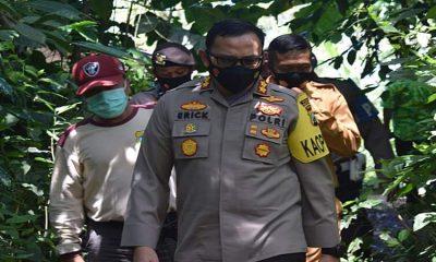 Antisipasi Gunung Raung, Kapolres Bondowoso Siapkan Jalur dan Tempat Evakuasi